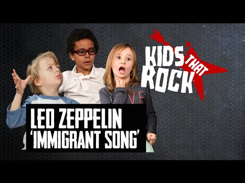 Led Zeppelin - Kids That Rock