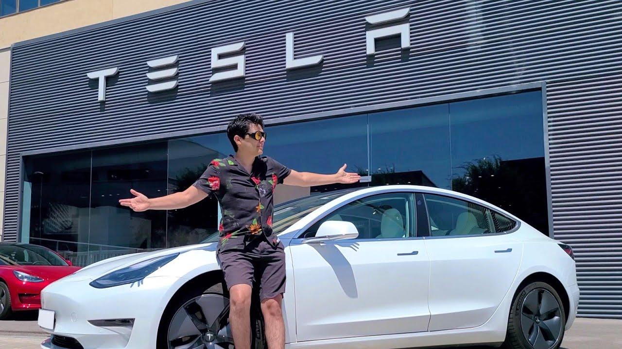 DEFRAUDADO!!!!!!! Pero no por Tesla...