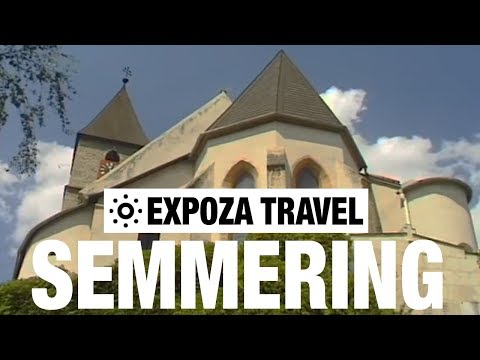 Semmering (Austria) Vacation Travel Video Guide