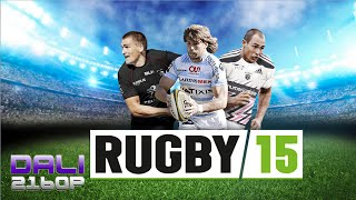 Rugby 15 PC 4K Gameplay 2160p
