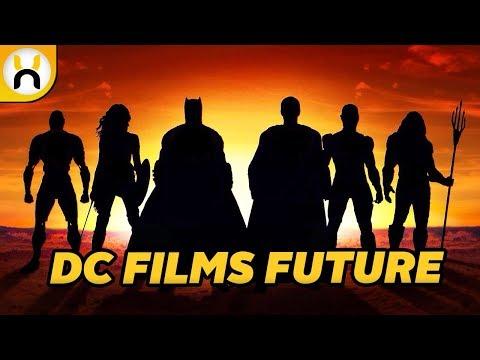 DC Films New President REVEALED