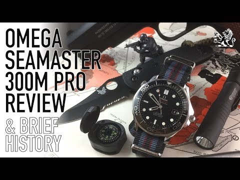 The Best Luxury Diver Under $5000? - A Seamaster 300m Rereview & History Of Omega's Dive Watches