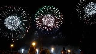 Фестиваль фейерверков! Москва. 19 августа 2018