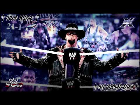 Undertaker Theme - Rest In Peace (Wrestlemania 30 / 21-1 Tribute)