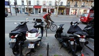 Les deux roues en France- pratique/ moins cher
