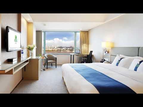 Holiday Inn Wuhan Riverside - Wuhan - China