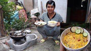 Vợ thằng Sang nấu tô mắm chưng ngon bà cố kêu | Đặc sản miền tây