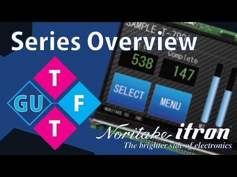Noritake LCD: GT-CP Overview