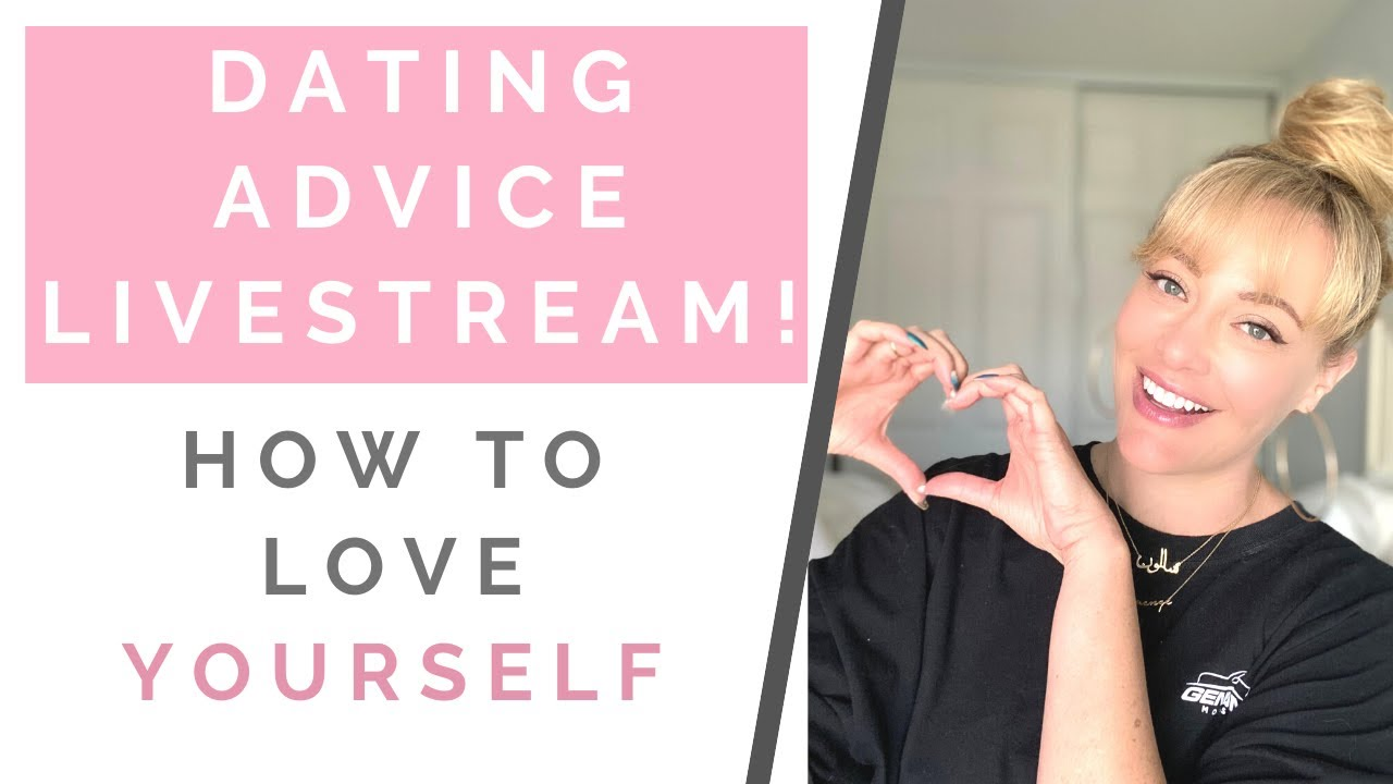 QUARANTINE DATING ADVICE LIVESTREAM | How To Love Yourself & Identify A Beta Male | Shallon Lester
