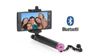 Dispho Locust Series Bluetooth Selfie Stick Review (Unicorntech)