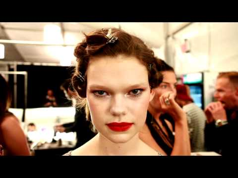 Interview With Model Kelly Mittendorf, New York Fashion Week SS2012
