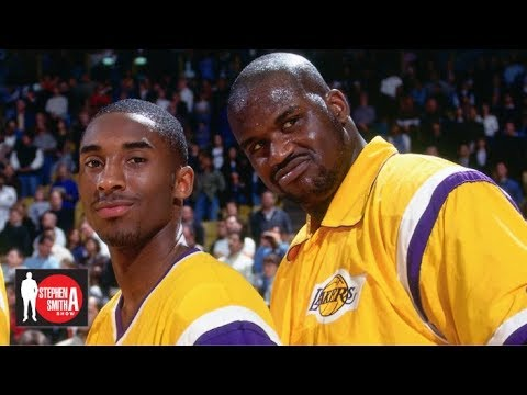 Stephen A. tells old stories about Kobe and Shaq's beef | Stephen A. Smith Show