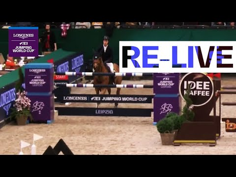 RE-LIVE | Jumping | Qualifier Leipzig (GER) | Longines FEI Jumping World Cup™