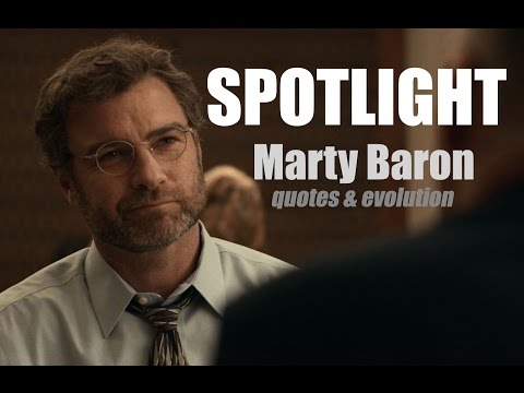 SPOTLIGHT  Marty Baron Liev Schreiber s & quotes