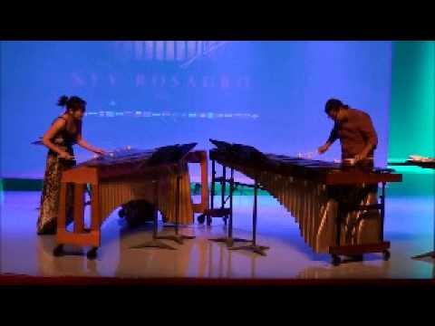 Keiko Kotoku Marimba Duo (2013)