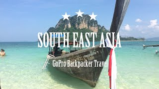 Backpackers travel video - South East Asia HD