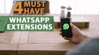 4 Super Useful Whatsapp tricks you should know