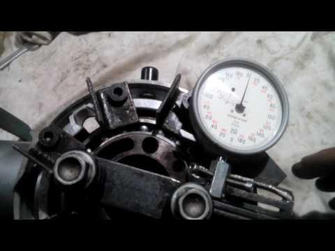 регулировка редуктора мотоцикла  Bmw Gs 1150 R21