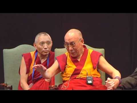 Dalai Lama Questions and Answers at The University of Limerick Ireland