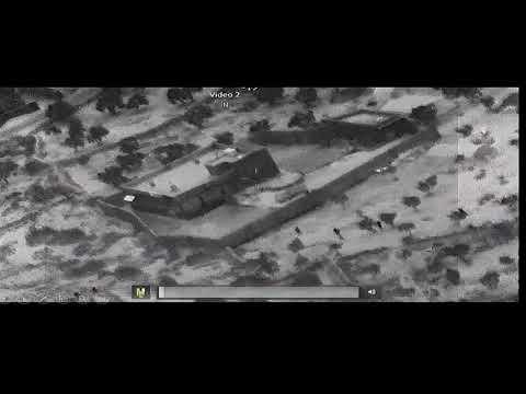 Pentagon releases footage of raid on ISIS compound that killed al Baghdadi