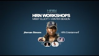 HERNAN HRN | Wyclef Jean & Missy Elliott - Party to Damascus | HRN Workshops : Missy Elliott Edition