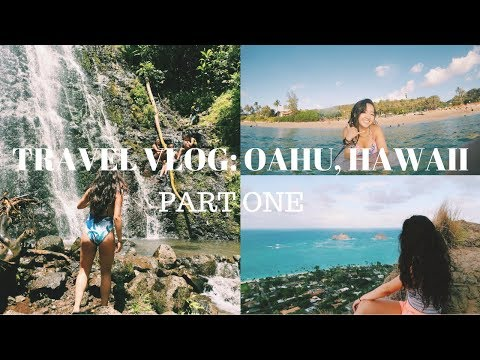 TRAVEL VLOG: OAHU, HAWAII PART 1
