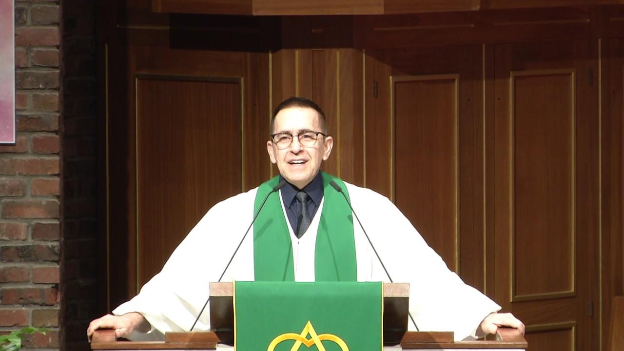 Pastor Englisch