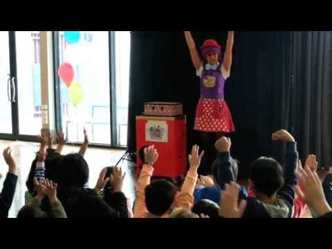 Magic Show for Children - Zoom the Clown - Kid's Party Entertainment Melbourne