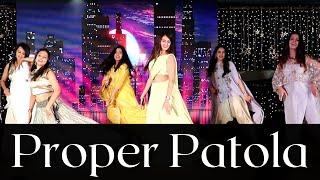Proper Patola | Bridesmaids performance | Wedding dance choreography | Namaste England