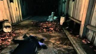 Batman: Arkham Asylum - Parents