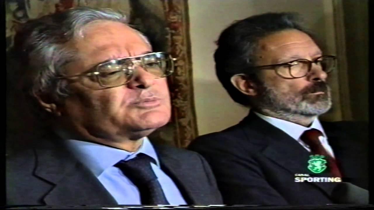Sporting apresenta propostas para o sector da arbitragem em 07/01/1999