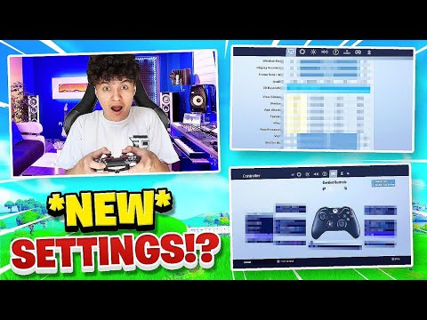 FaZe Jarvis *NEW* Controller Settings To Play Like A PRO