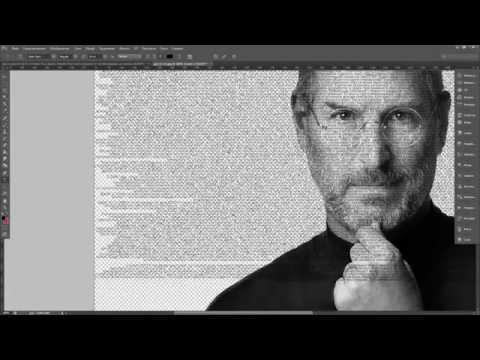 Как создать изображение из текста