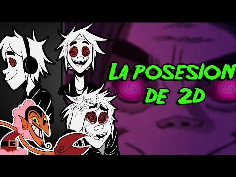 La posesión de 2D, todo al respecto (Gorillaz)