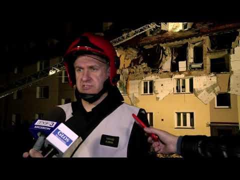 Szczecin: Wybuch gazu na Niebuszewie. Ewakuowano mieszkańców budynku