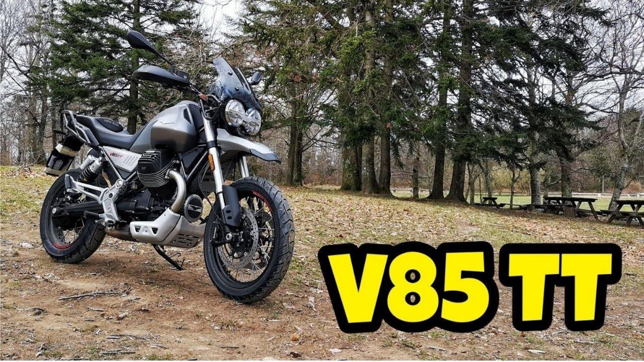 Moto Guzzi V85 Tt Test Recensione La Prima Classic Enduro