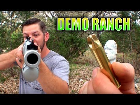 Monstrous Penetrator Bullets