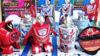 ウルトラマンオーブ玩具レビュー動画 黄金のウルトラマン限定キャンペー...