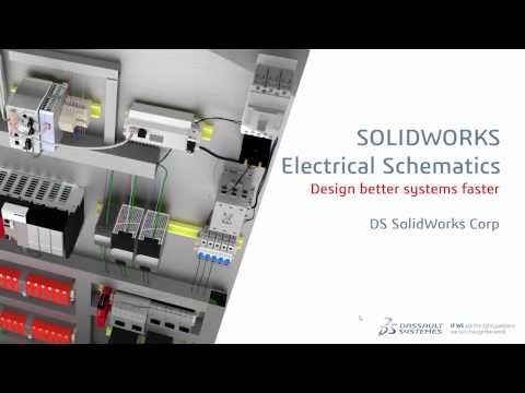 Product Demo: SOLIDWORKS Electrical Schematic