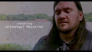 Metatron Channeled by Rob Gauthier