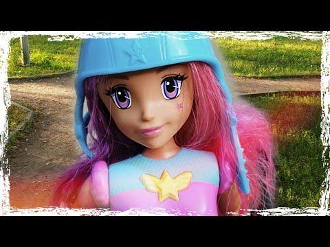 Barbie Video Game Hero - обзор на Беллу из серии Барби Виртуальный мир