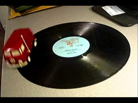 VW Bus Soundwagon- Rapper's Delight