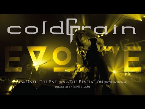 coldrain - Evolve (OFFICIAL VIDEO)