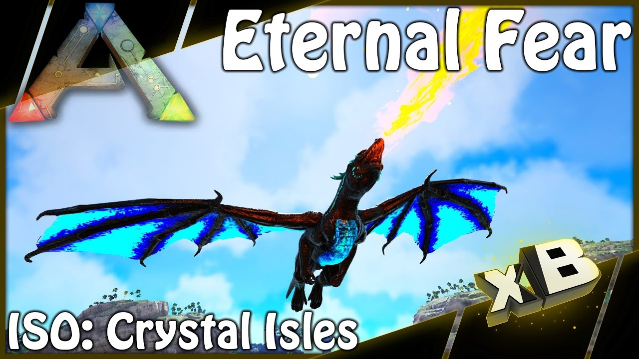 elemental dragon tame ark