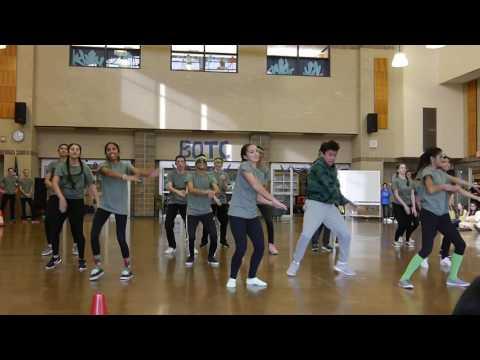 BTHS Sophomore BOTC Dance 2016