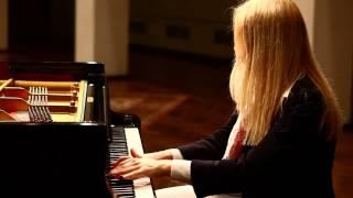"""Ludwig van Beethoven : """"Moonlight Sonata 1-3"""" Pianist: Valentina Lisitsa"""