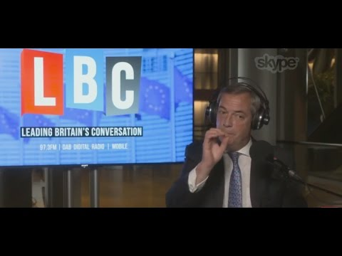 The Nigel Farage Show: Diversity is a two way street. Live LBC - 4th April 2017