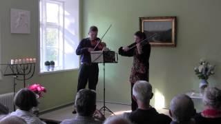Violin Duo Gitana & Kajetan / Scott Joplin - Paragon Rag