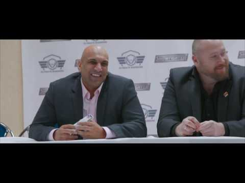 Press Conference PART 1 Ultimate  Warriors /Showfighter  - Jett Jagpal