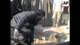 Funeral for Saddam